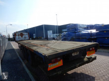 Просмотреть фотографии Полуприцеп Renders ROC 12.27 Flat trailer / MB DISC