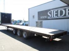 Voir les photos Semi remorque Van Hool Mega flat trailer
