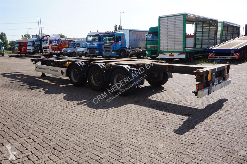 Krone Container Trailer     BOXLINER      von 10FT 45 FT Container