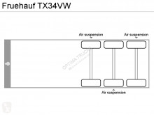 Voir les photos Semi remorque Fruehauf TX34VW