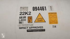 Voir les photos Équipements PL nc last product: MDI, 20FT, 21.000L, L4DH, T14, valid insp.: 12-2021, topdischarge