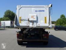 Voir les photos Semi remorque Schmitz Cargobull SKI 24-8,2*3Achsen*28m³*Liftachse*Rollplane*BPW*