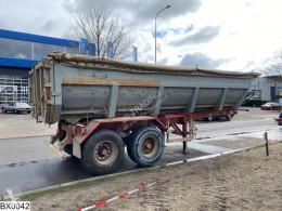 View images Metaco kipper Steel suspension semi-trailer