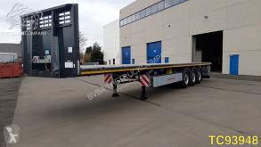 View images Kässbohrer SPB Flatbed semi-trailer