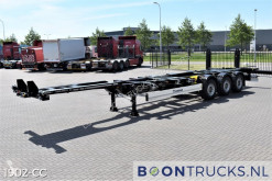 View images Krone SDC 27 BOX LINER | 2x20-30-40-45ft HC * LIFT ACHSE * NEU/NICHT REGISTRIERT semi-trailer