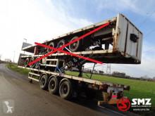 Bekijk foto's Trailer Lecitrailer Oplegger flatbed/plateau 15 x