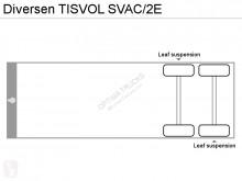 Voir les photos Semi remorque nc TISVOL SVAC/2E