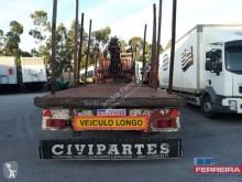 Bekijk foto's Trailer Rohr aberta para madeira c/grua