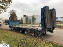 Zobaczyć zdjęcia Naczepa Louault Lowbed 54000 KG,  B 2,47 + 2 x 0,25 mtr,  Steel suspension, Lowbed