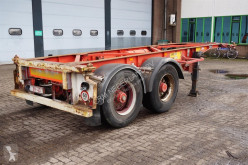 View images Van Hool Container chassis 20ft. semi-trailer