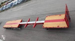 Vedere le foto Semirimorchio Rojo Trailer PLSC Extensible neuve à 3 essieux directeurs et Open Box C+ à ouverture totale