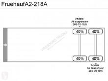 Voir les photos Semi remorque Fruehauf A2-218A