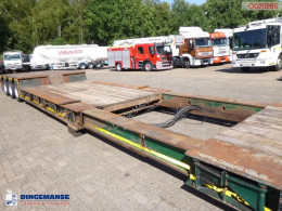 View images Nooteboom lowbed trailer 33 t / extendable 8.5 m semi-trailer