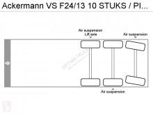 Преглед на снимките Полуремарке Ackermann VS F24/13 10 STUKS / PIECES