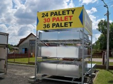 View images Schmitz Cargobull KOSZ NA PALETY PALECIARA semi-trailer
