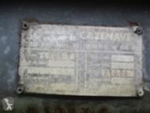 Voir les photos Semi remorque Cazenave Oplegger