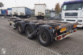 View images D-TEC Polyvalent chassis 20-30-40-45 ft semi-trailer