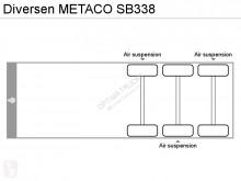 Zobaczyć zdjęcia Naczepa nc METACO SB338