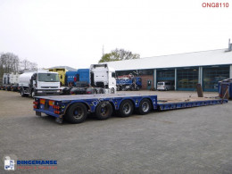 View images King 4-axle lowbed trailer 104 t / 9.6 m / 4 steering axles semi-trailer