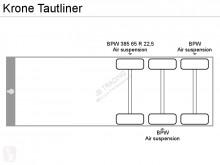 Voir les photos Semi remorque Krone Tautliner