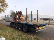 Voir les photos Semi remorque Trax open laadbak Kennis 11000 R Crane