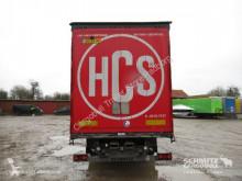 Zobaczyć zdjęcia Naczepa Schmitz Cargobull Schiebeplane Standard Staplerhalterung