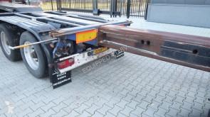 Voir les photos Semi remorque D-TEC CT-53-05D 5-axle combi-chassis, ALCOA, BPW, NL-chassis