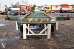 View images Flandria Container chassis 20ft. / Steel suspension semi-trailer