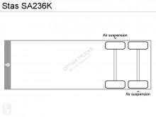 Voir les photos Semi remorque Stas SA236K
