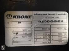 Voir les photos Semi remorque Krone Dry Liner