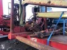 Voir les photos Semi remorque Friedrich Porte bois grue 3 essieux