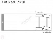 Vedere le foto Semirimorchio DBM SR AF PS 20