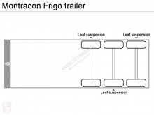 View images Montracon Frigo trailer semi-trailer