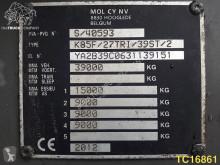 Voir les photos Semi remorque MOL 50m³ Tipper