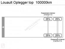 Voir les photos Semi remorque Louault Oplegger top  100000km