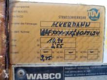 View images Ackermann Fruehauf PS 10/10.5 ZL Pritsche/Plattform semi-trailer
