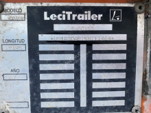 View images Lecitrailer 3 AS - BPW + DOUBLE BDF SYSTEM semi-trailer