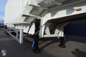 Bekijk foto's Trailer Trax BENNE ACIER CHASSIS SURBAISSEE 80 m3