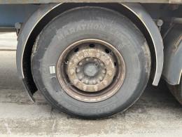 View images Kässbohrer MB - DISC BRAKES - PLATFORM 13m60 - BELGIAN TRAILER - semi-trailer