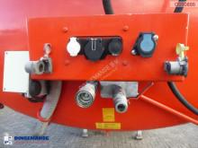 View images Indox Fuel tank alu 23.8 m3 / 4 comp + pump/counter semi-trailer