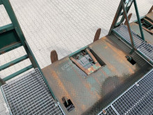 Просмотреть фотографии Полуприцеп Mafa for transport of gas-bottles, SAF Intradisc, NL-trailer