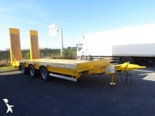 Castera heavy equipment transport trailer Porte-Engin Plateau Fixe