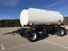 Cobo trailer used oil/fuel tanker