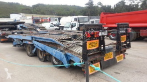Lohr TRAILER FOR TRUCK TRANSPORT trailer