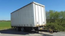 General Trailers tautliner trailer PLSC 2 ESSIEUX
