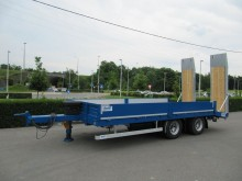 Royen porte-engins TP tandem heavy equipment transport