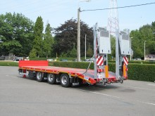 Royen porte-engins TP tridem heavy equipment transport