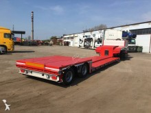 ATC Naczepa niskopodwoziowa 2 osiowa, Typu Tief Bett trailer new heavy equipment transport
