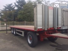 Acerbi R81PS3 trailer used flatbed