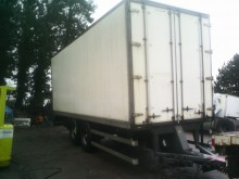 Lecitrailer trailer used box
